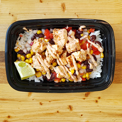 Chicken Chipotle Bowl