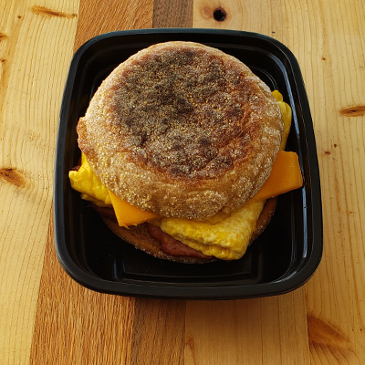 Breakfast Egg Muffin